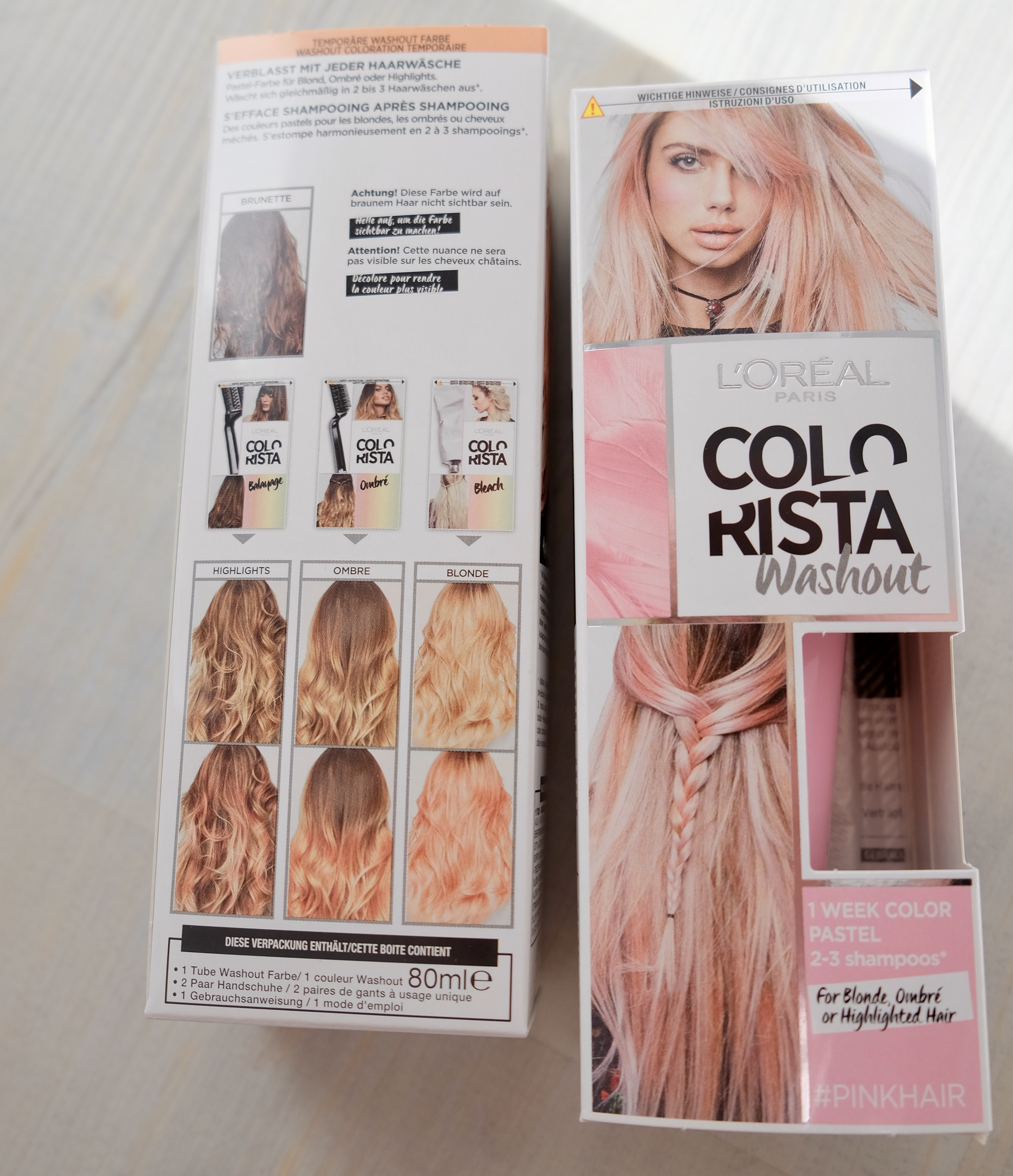 Innenarchitektur Haartrends 2017 Farbe Ideen Von Loreal Colorista 33