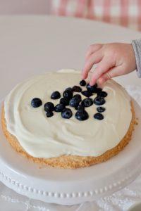 Heidelbeeren Kuchen 3