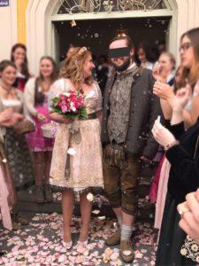 Vintage Hochzeit 14