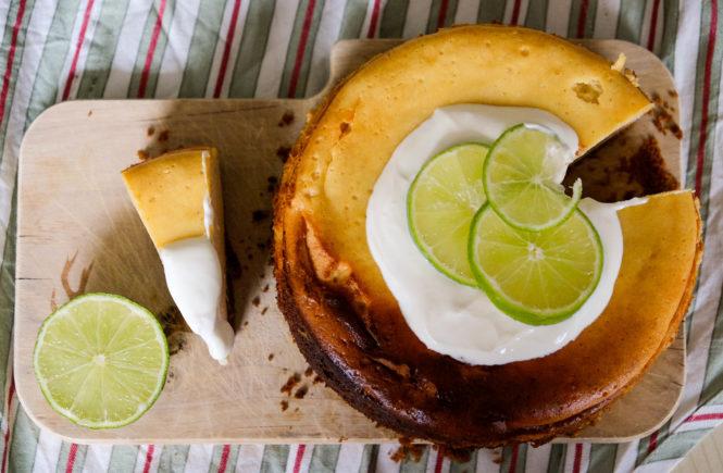 Limetten Cheesecake 14