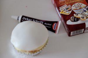 Einhorn Muffin 89