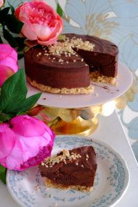 Schokoladenkuchen Vegan 4