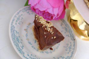 Schokoladenkuchen Vegan 1