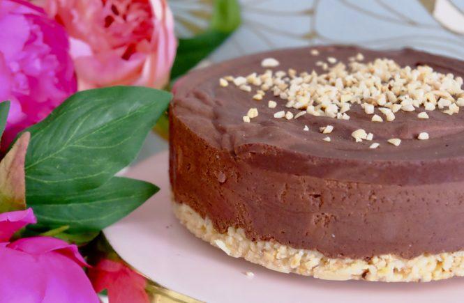 Schokoladenkuchen Vegan  8