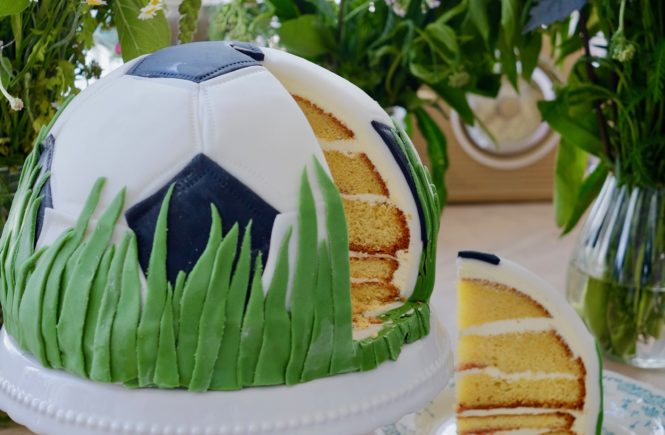 Fussball Torte Judys Schokoladenseite Rezepte Beauty